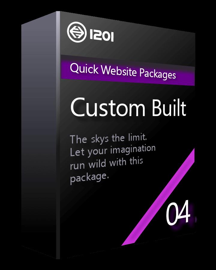 1201 - Custom Built