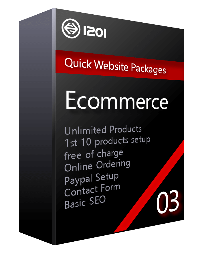 1201 - Ecommerce